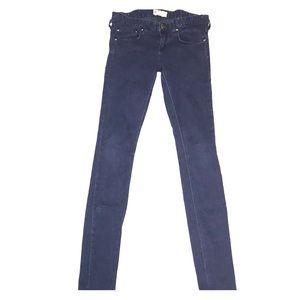 Free people skinny jeans stretch size 26